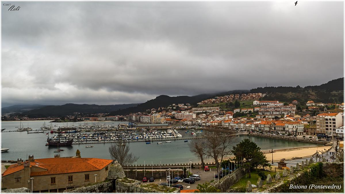Baiona, Pontevedra