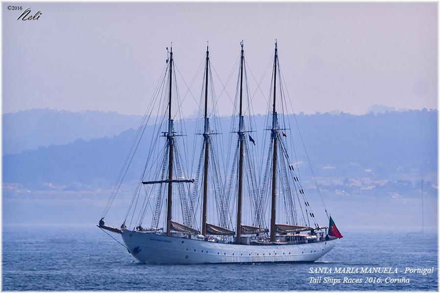 SANTA MARIA MANUELA - Portugal