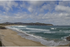 Santa Comba, playa