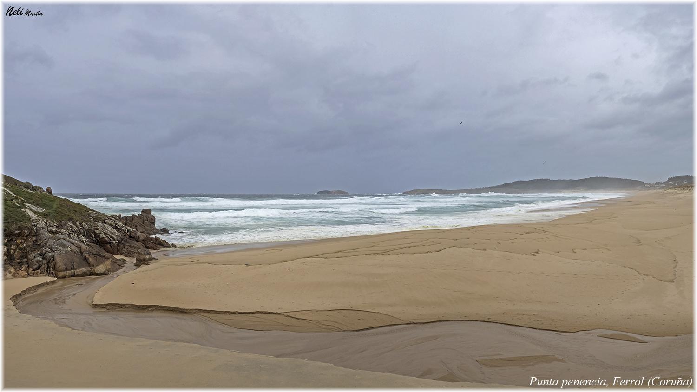 Temporal Felix, Galicia