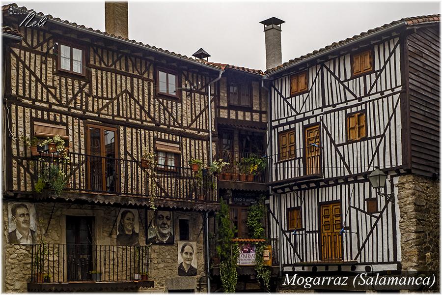 Mogarraz. Salamanca