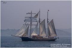 GULDEN LEEUW - The Netherlands, Tall Ships Race. Coruña 2016