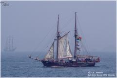 ATYLA - Vanuatu, Tall Ships Race. Coruña 2016