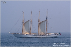 CREOULA - Portugal, Tall Ships Race. Coruña 2016