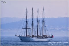 SANTA MARIA MANUELA - Portugal, Tall Ships Race. Coruña 2016