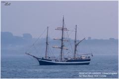 PELICAN OF LONDON - United Kingdom, Tall Ships Race. Coruña 2016