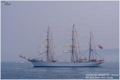 STATSRAAD LEHMKUHL - Norway, Tall Ships Race. Coruña 2016