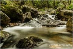 Fervenza del río Belelle